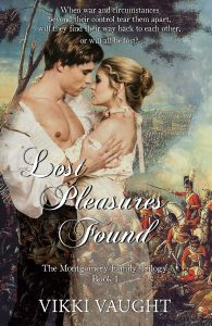 Finalized eBook Cover - Lost Pleasures Found